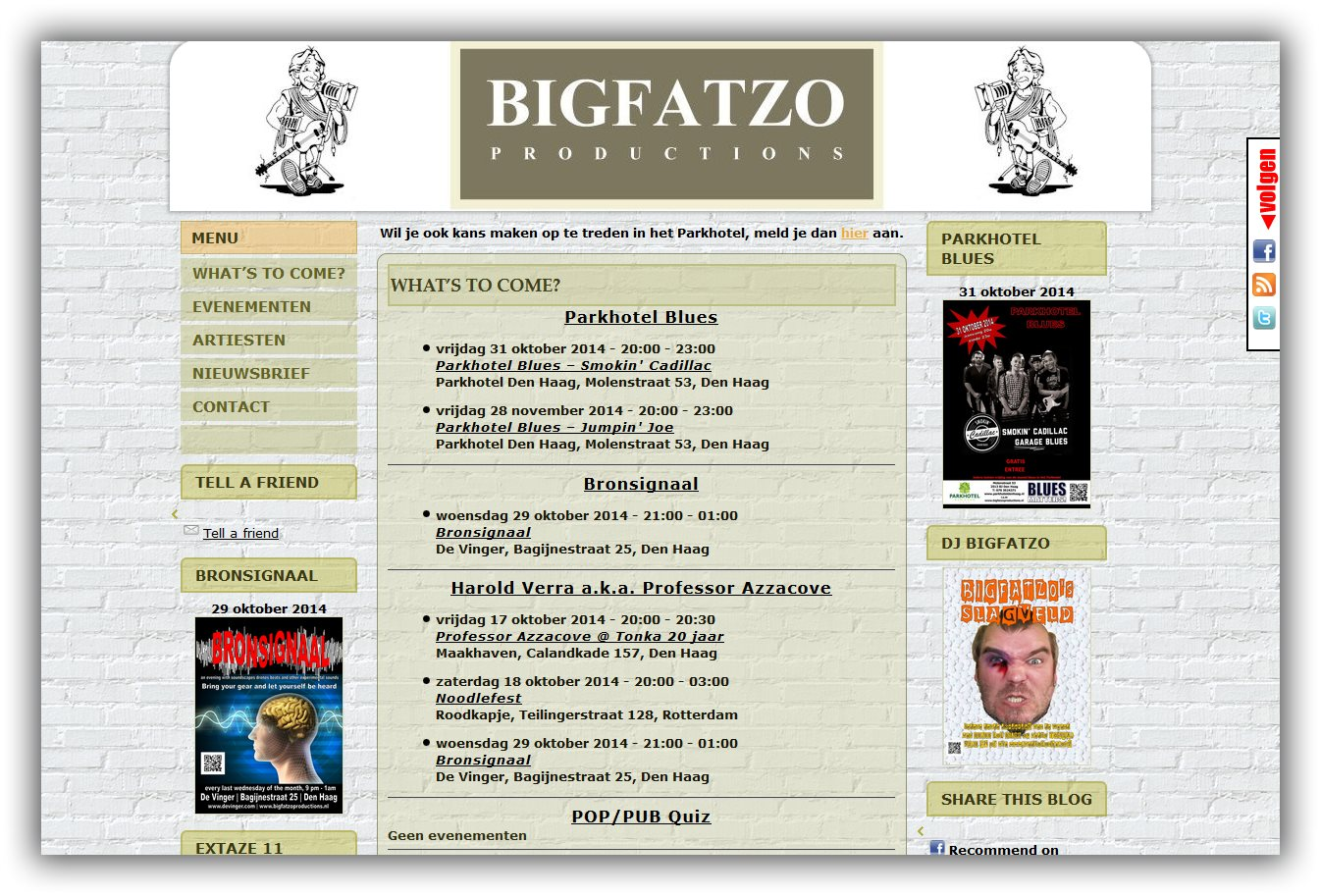Bigfatzo Productions