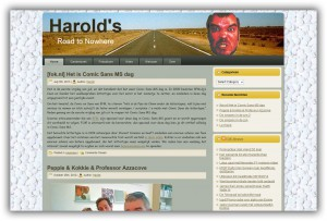 harolds blog