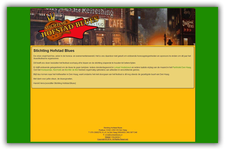 Stichting Hofstad blues