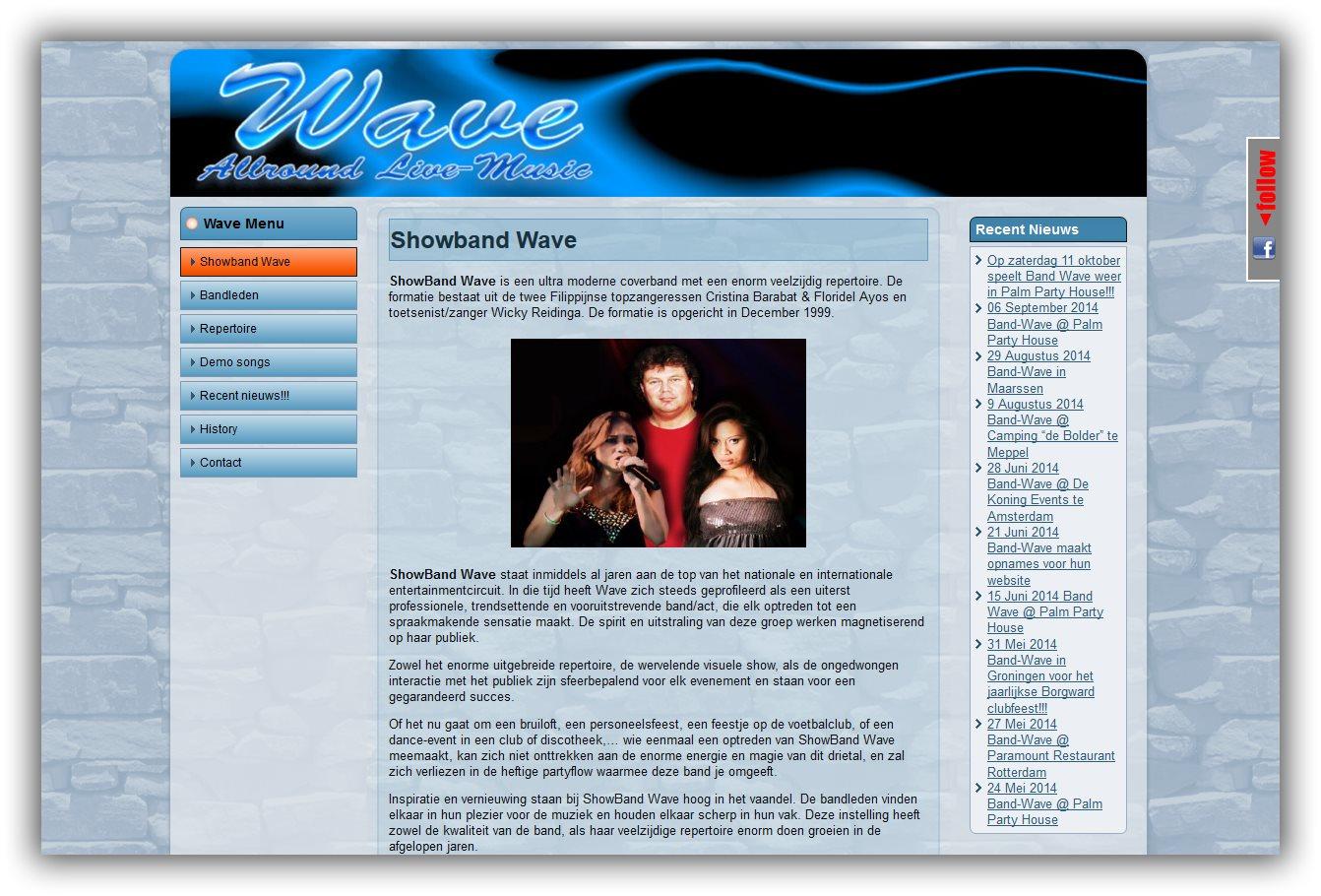 Showband Wave