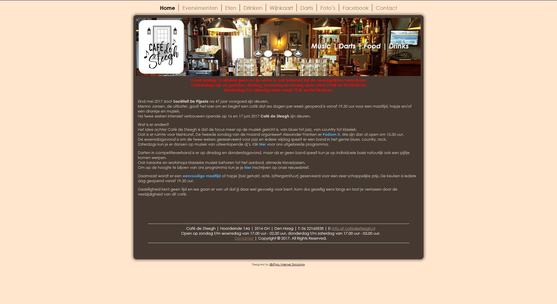 Café de Steegh